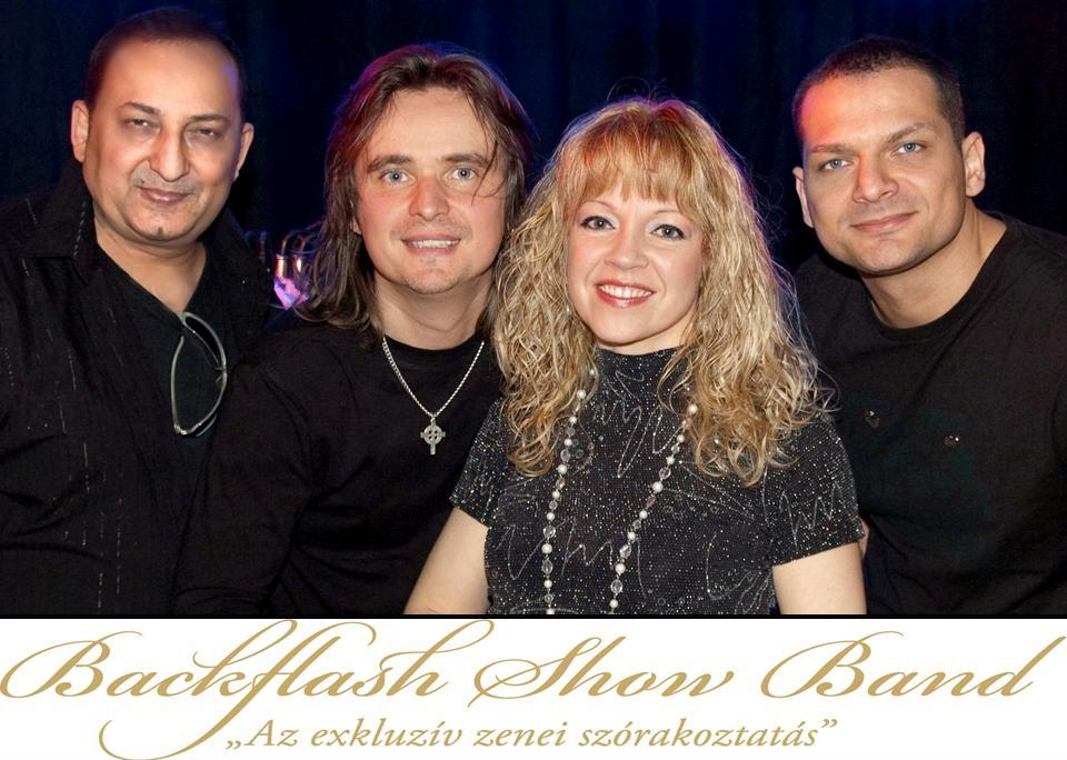 BACKFLASH SHOW BAND